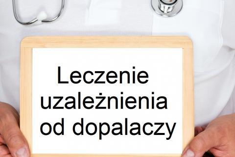 leczenie uzależnienia od dopalaczy